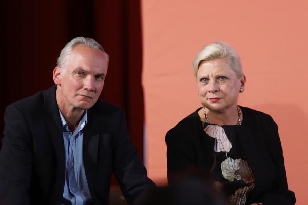 Dierk Hirschel und Hilde Mattheis, über dts Nachrichtenagentur