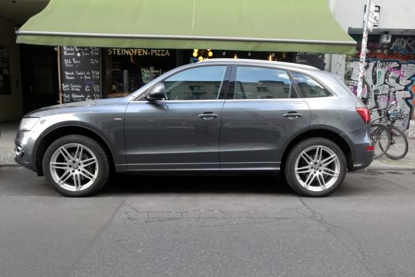 Audi Q5 SUV, über dts Nachrichtenagentur