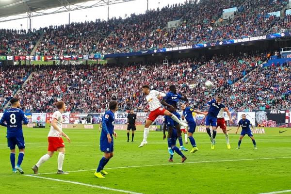 Leipzig-Schalke am 28.09.2019, über dts Nachrichtenagentur