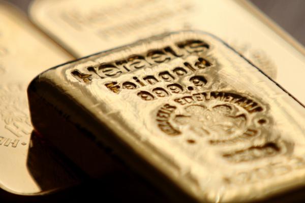 Goldbarren, über dts Nachrichtenagentur