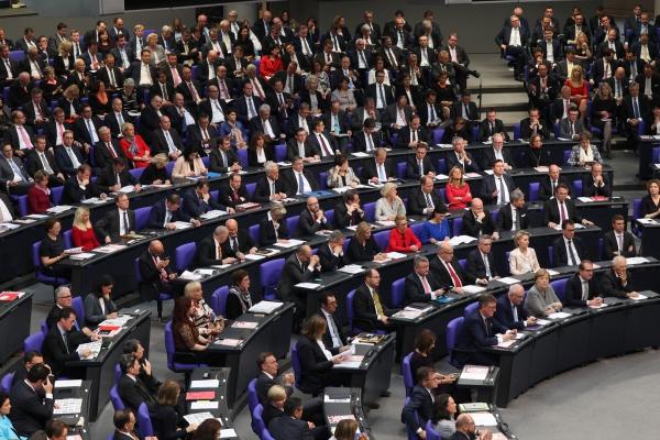 CDU/CSU-Bundestagsfraktion, über dts Nachrichtenagentur[/caption]