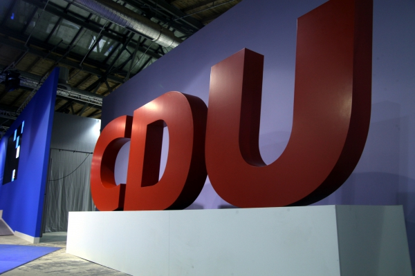CDU-Logo, über dts Nachrichtenagentur[/caption]
