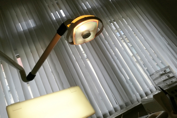 Blick vom Zahnarzt-Patientenstuhl, über dts Nachrichtenagentur[/caption]