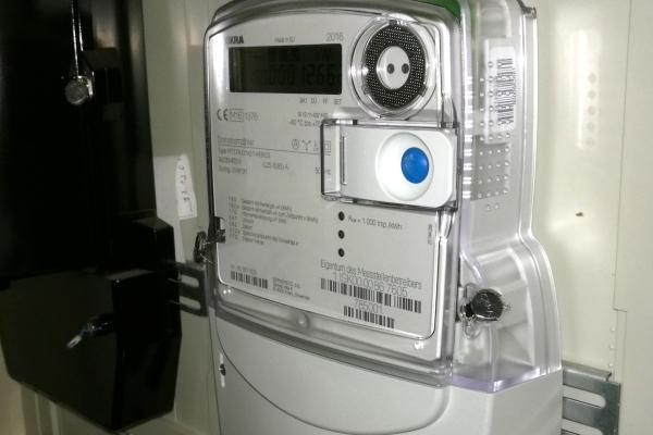 Smarter Stromzähler, über dts Nachrichtenagentur