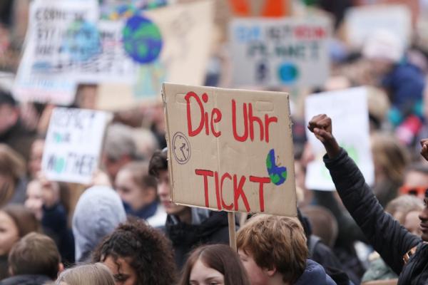 Fridays-for-Future-Protest, über dts Nachrichtenagentur[/caption]