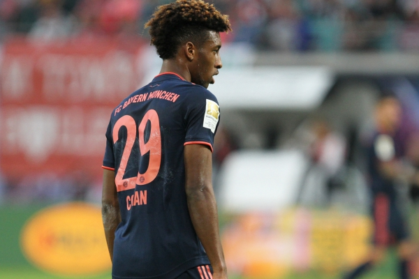Kingsley Coman (FC Bayern), über dts Nachrichtenagentur