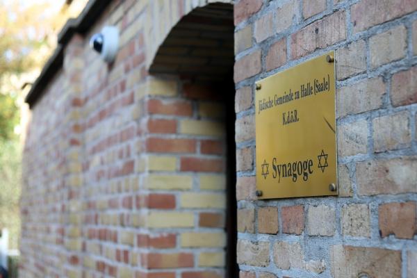 Synagoge in Halle (Saale), über dts Nachrichtenagentur[/caption]