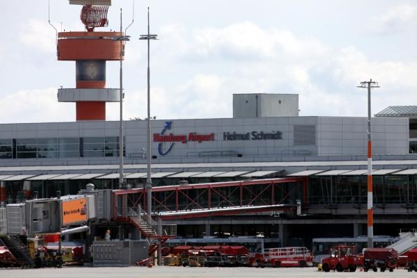 Flughafen Hamburg, über dts Nachrichtenagentur