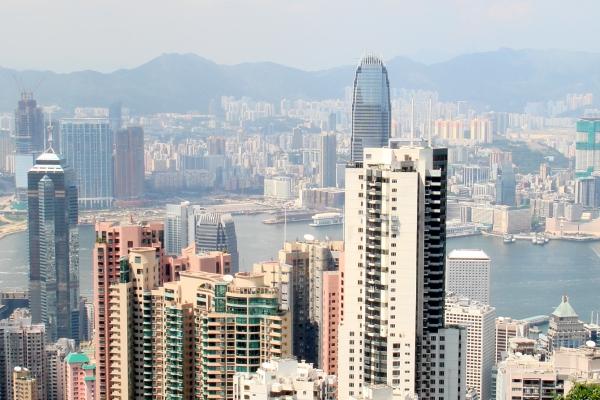 Blick über Hongkong, über dts Nachrichtenagentur