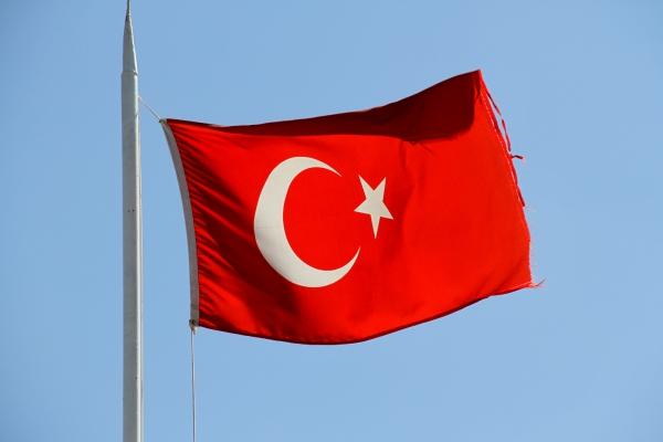 Türkische Flagge, über dts Nachrichtenagentur[/caption]