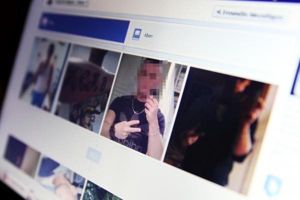Facebook-Seite eines Kriminellen, über dts Nachrichtenagentur[/caption]