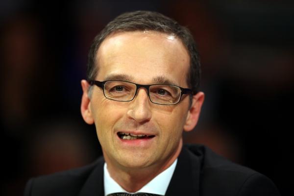 Heiko Maas, über dts Nachrichtenagentur[/caption]