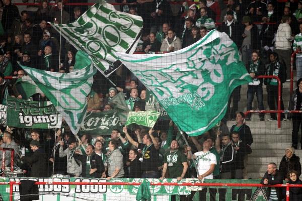 Fans von Greuther Fürth, über dts Nachrichtenagentur