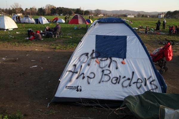 Foto: Flüchtlingslager, über dts Nachrichtenagentur