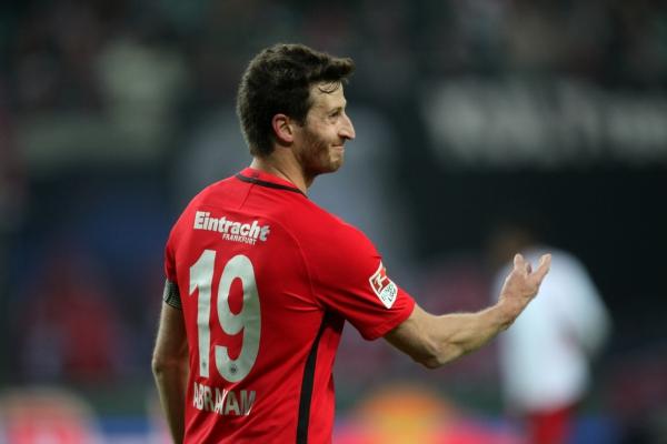 David Ángel Abraham (Eintracht Frankfurt), über dts Nachrichtenagentur