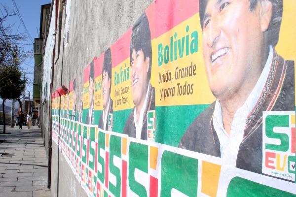 Evo Morales, über dts Nachrichtenagentur