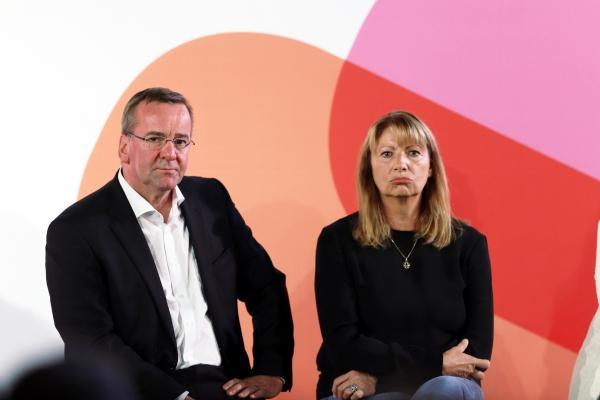 Boris Pistorius und Petra Köpping, über dts Nachrichtenagentur
