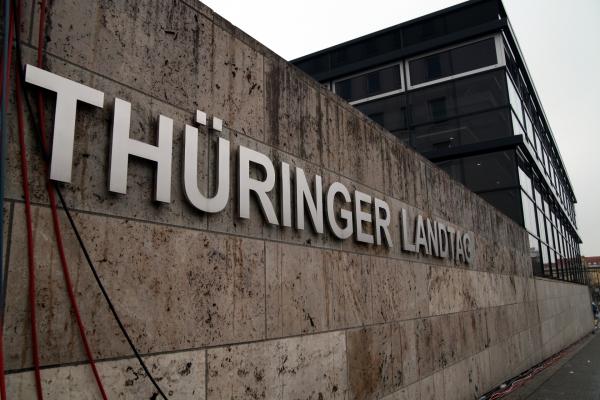 Foto: Thüringer Landtag, über dts Nachrichtenagentur
