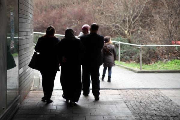 Foto: Flüchtlinge, über dts Nachrichtenagentur