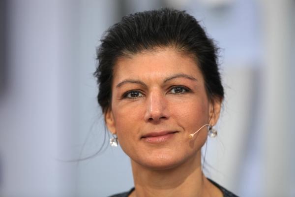 Foto: Sahra Wagenknecht, über dts Nachrichtenagentur