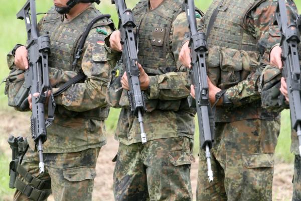 Foto: Bundeswehr-Soldaten, über dts Nachrichtenagentur