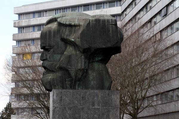 Karl-Marx-Monument in Chemnitz, über dts Nachrichtenagentur
