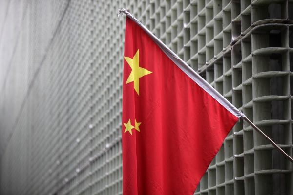 Foto: Chinesische Flagge, über dts Nachrichtenagentur