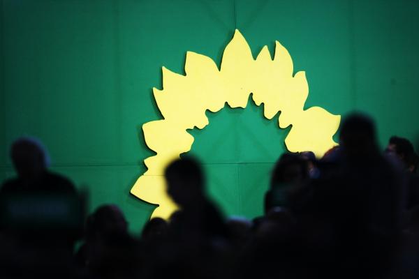 Foto: Grünen-Parteitag, über dts Nachrichtenagentur