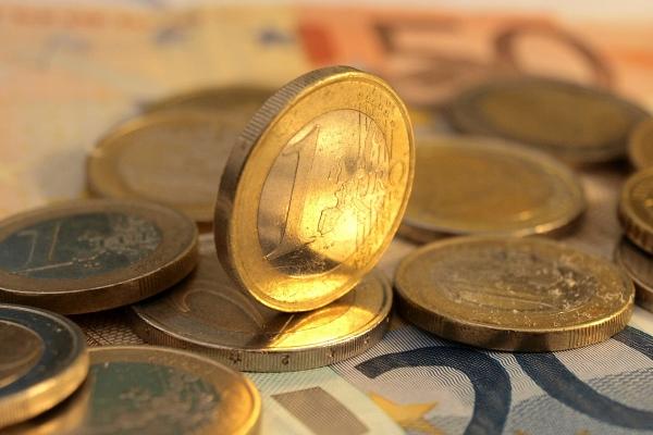Foto: Euromünzen, über dts Nachrichtenagentur