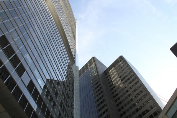 Foto: Banken-Hochhäuser, über dts Nachrichtenagentur