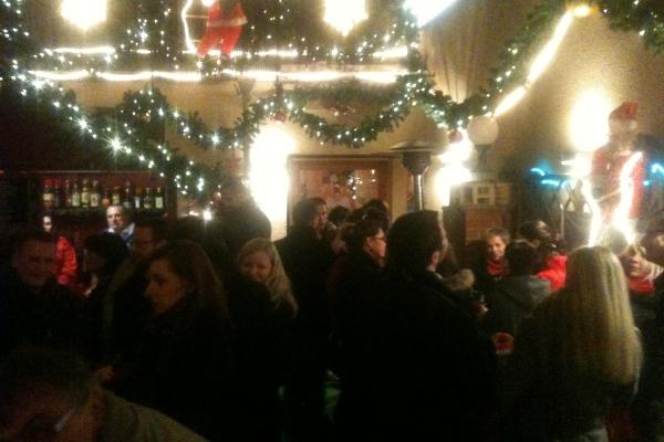 Weihnachtsmarkt, über dts Nachrichtenagentur