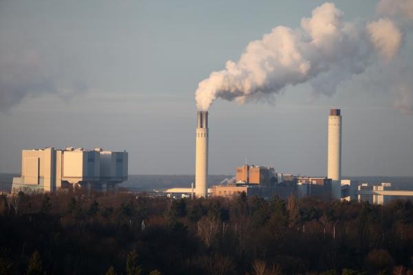 Foto: Heizkraftwerk, über dts Nachrichtenagentur