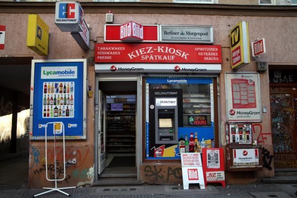 Spätkauf in Berlin-Kreuzberg, über dts Nachrichtenagentur