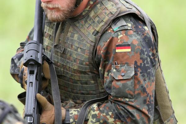 Foto: Bundeswehr-Soldat, über dts Nachrichtenagentur