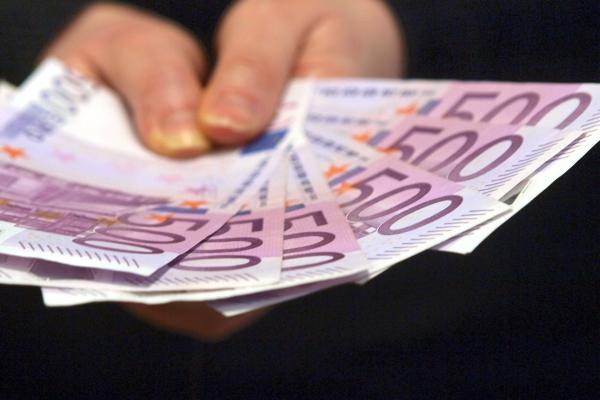 Foto: 500-Euro-Geldscheine, über dts Nachrichtenagentur