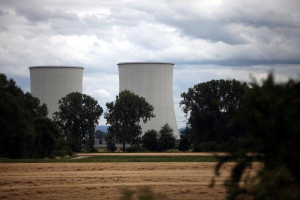 Foto: Atomkraftwerk, über dts Nachrichtenagentur