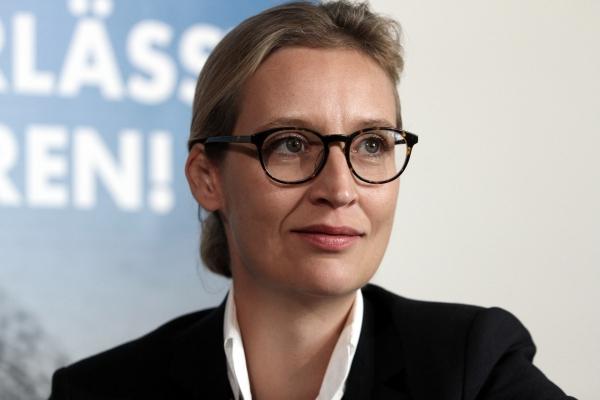 Foto: Alice Weidel, über dts Nachrichtenagentur