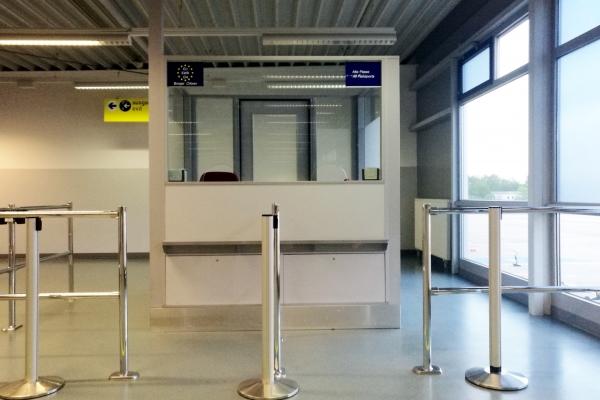 Foto: Kontrolle am Flughafen, über dts Nachrichtenagentur