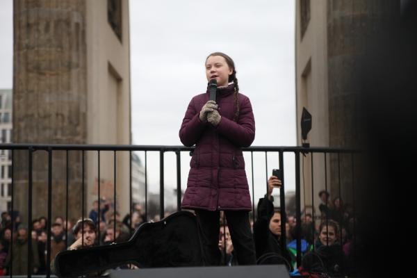Foto: Greta Thunberg, über dts Nachrichtenagentur
