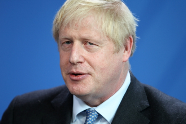 Boris Johnson, über dts Nachrichtenagentur