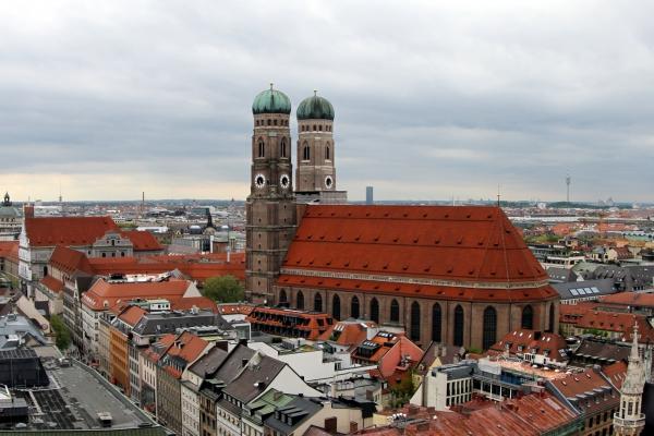 Foto: Frauenkirche in München, über dts Nachrichtenagentur
