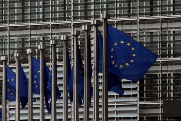 EU-Fahnen, über dts Nachrichtenagentur