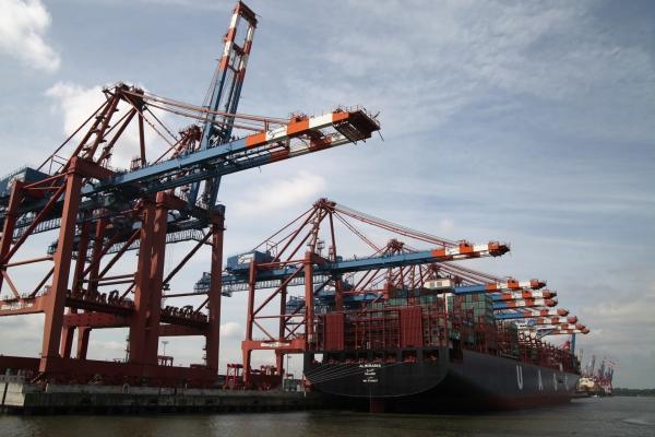 Foto: Containerschiff, über dts Nachrichtenagentur