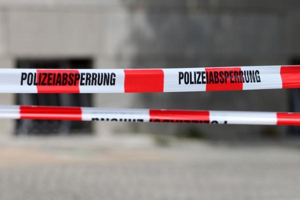 Foto: Polizeiabsperrung, über dts Nachrichtenagentur