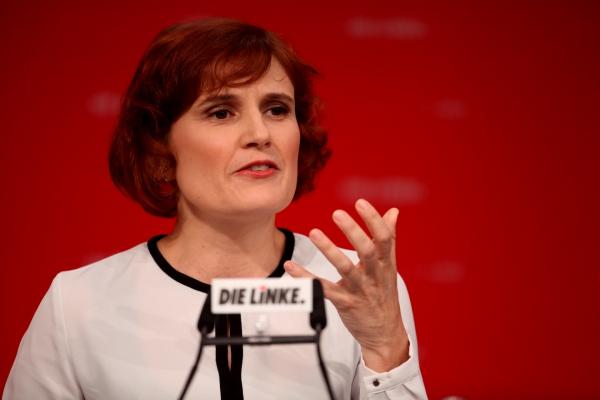 Katja Kipping, über dts Nachrichtenagentur
