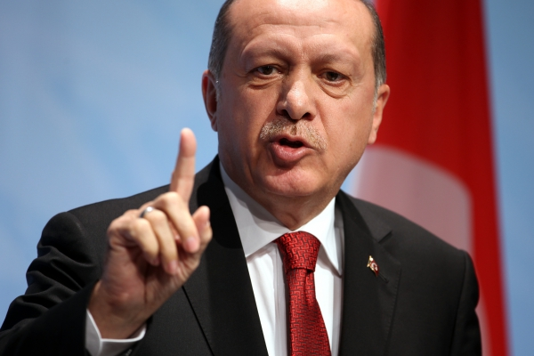 Foto: Recep Tayyip Erdogan, über dts Nachrichtenagentur