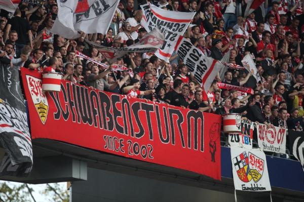 Fans des VfB Stuttgart, über dts Nachrichtenagentur
