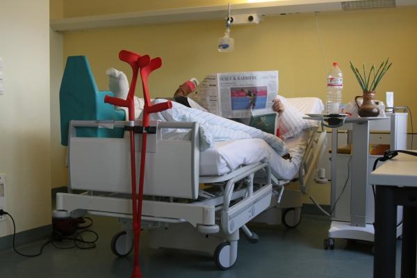 Foto: Krankenhaus, über dts Nachrichtenagentur