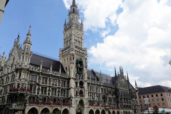 Foto: Neues Rathaus München, über dts Nachrichtenagentur