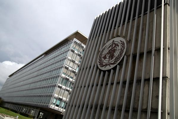 Foto: Weltgesundheitsorganisation (WHO) in Genf, über dts Nachrichtenagentur